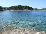 Croatia has plenty of this: Sunshine and water